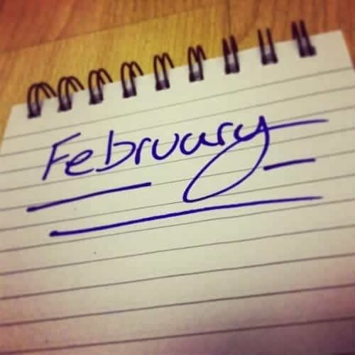 February - The Usual Saucepans
