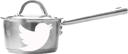 Twitter The Usual Saucepans