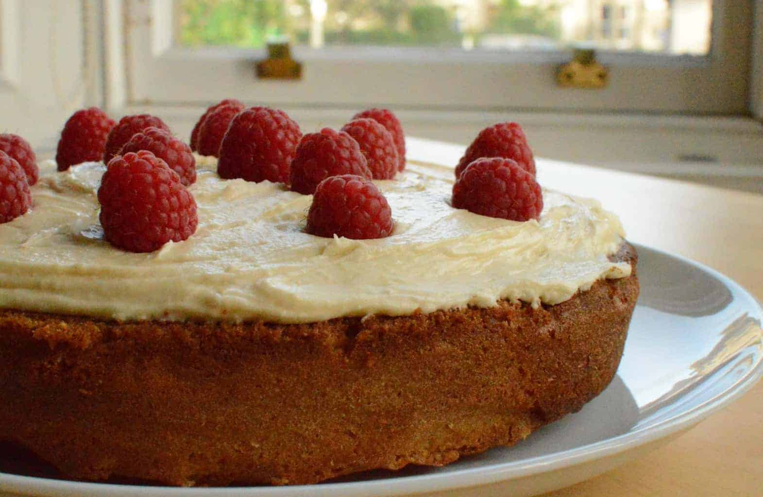 Pimm's and Raspberry Cake, just because