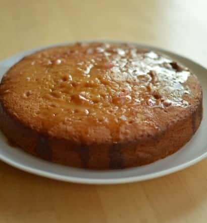 Orange and Grapefruit Cake