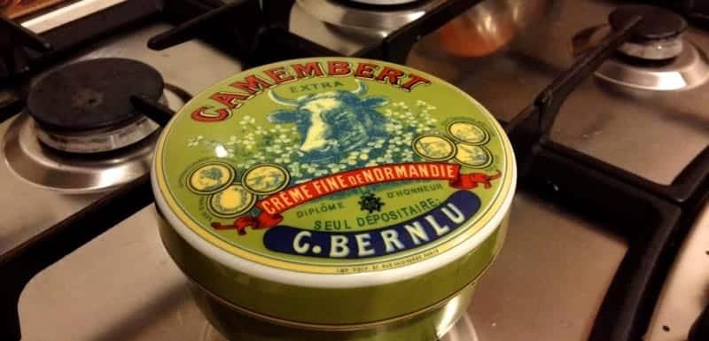 Camembert Baker
