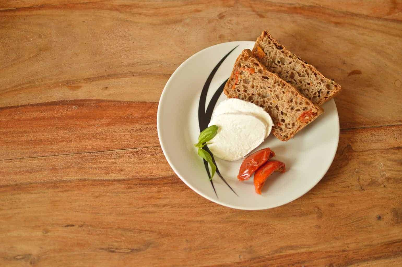 Basil & Sun Dried Tomato Bread