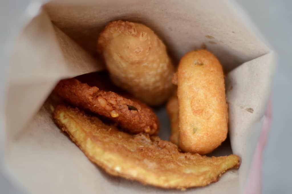 Indian Snacks, Kuala Lumpur