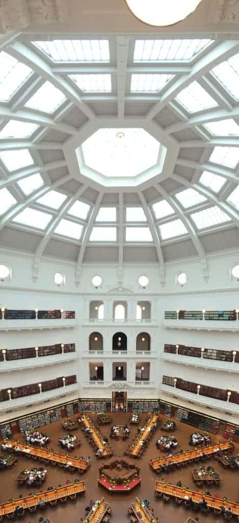 Victoria State Library, Melbourne