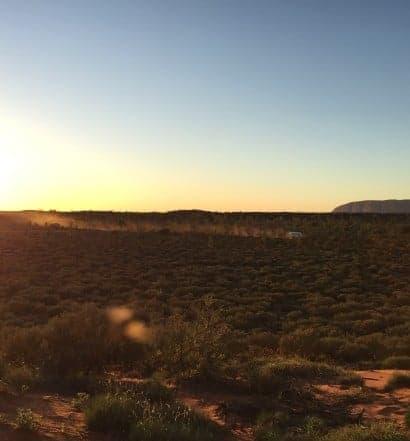 Uluru at Sunrise, Australia