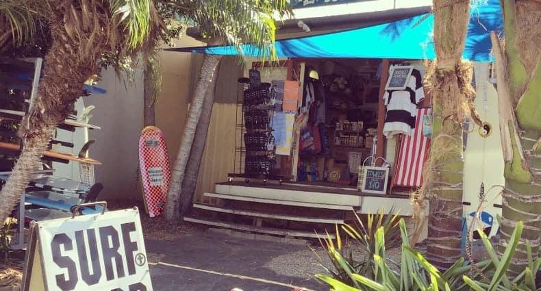 Byron Bay Surf Shop