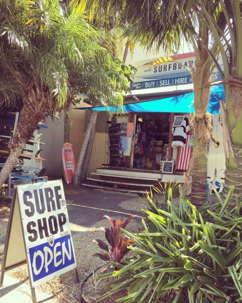 Byron Bay Surf Shop