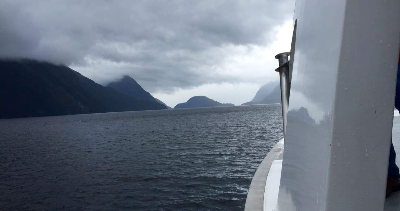 Doubtful Sound: Silence Can Be Deafening