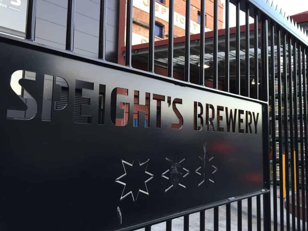 Sleights Brewery, Dunedin