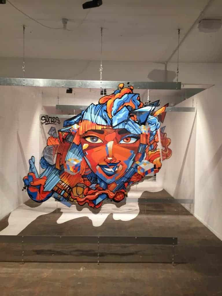 Modern Art, Christchurch