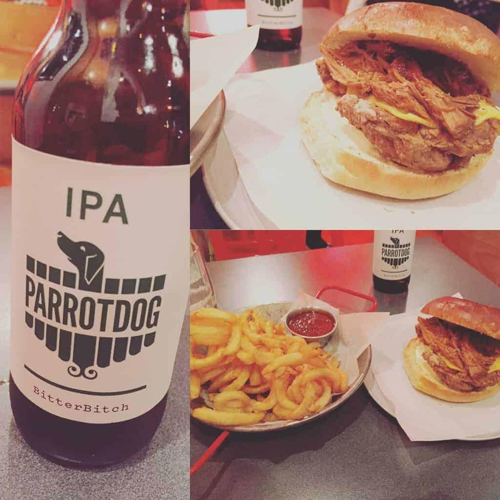 Burger & Beer, Wellington, New Zealand
