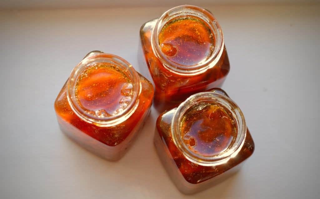 Seville orange and gin marmalade