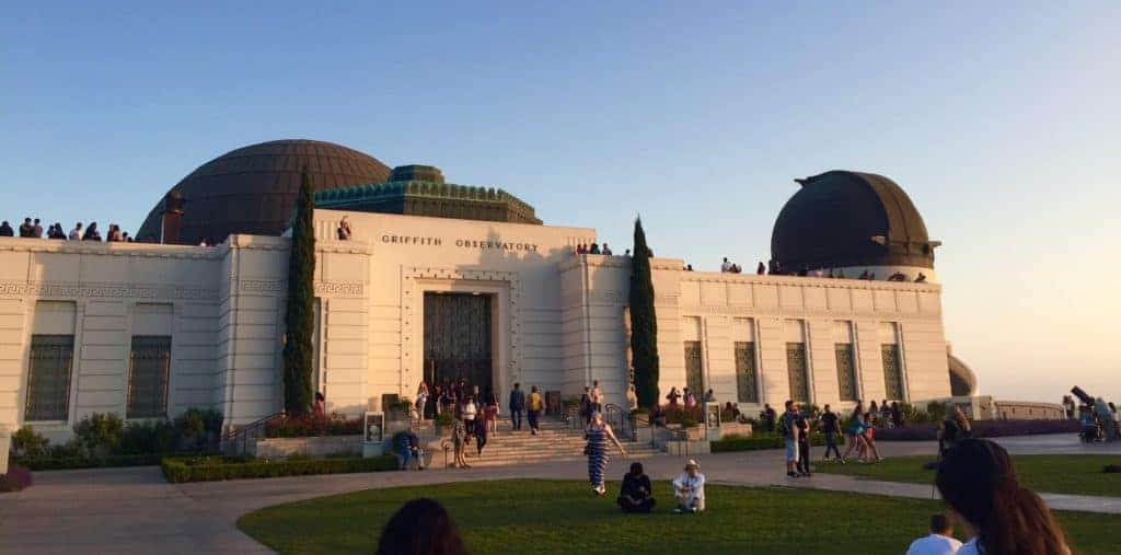 Griffith Observatory - 48 hours in Los Angeles
