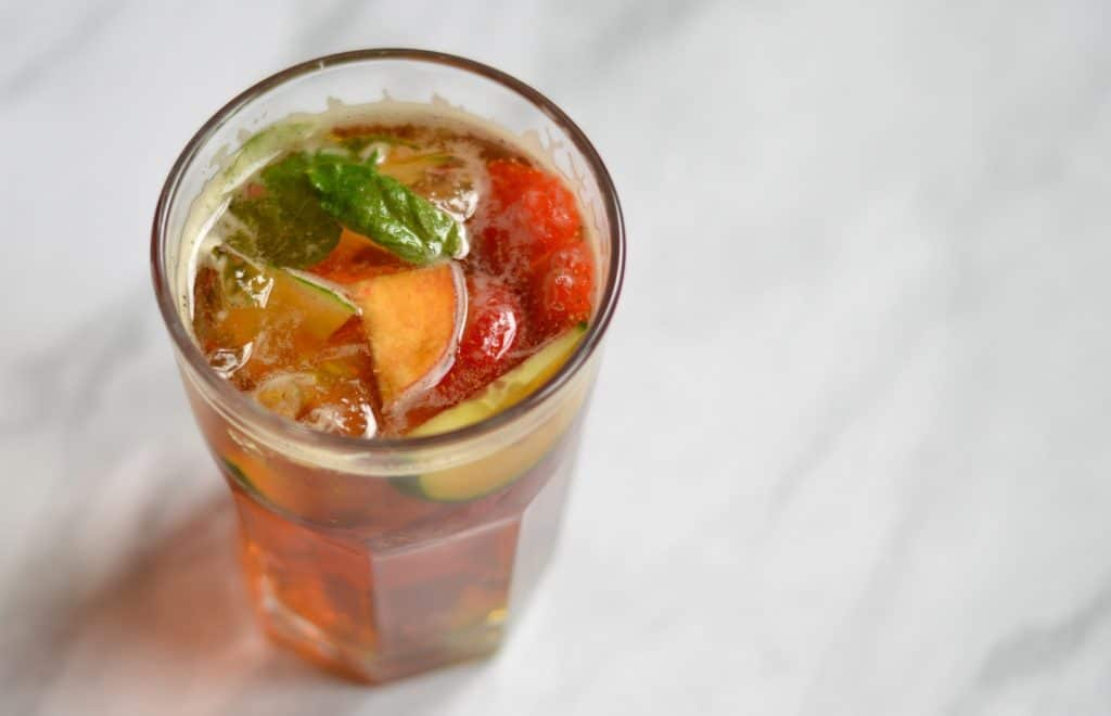 How to make the perfect glass of Pimm's