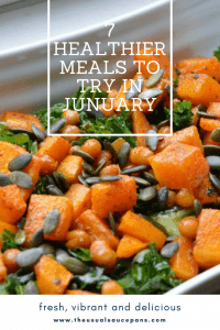 7 healthier meals to try in January