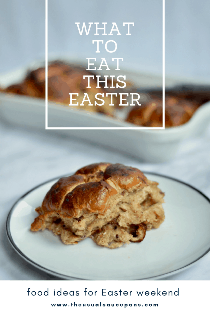 What to eat this easter