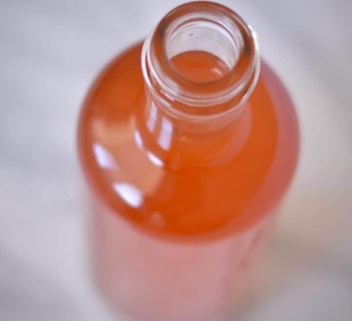 blood orange gin