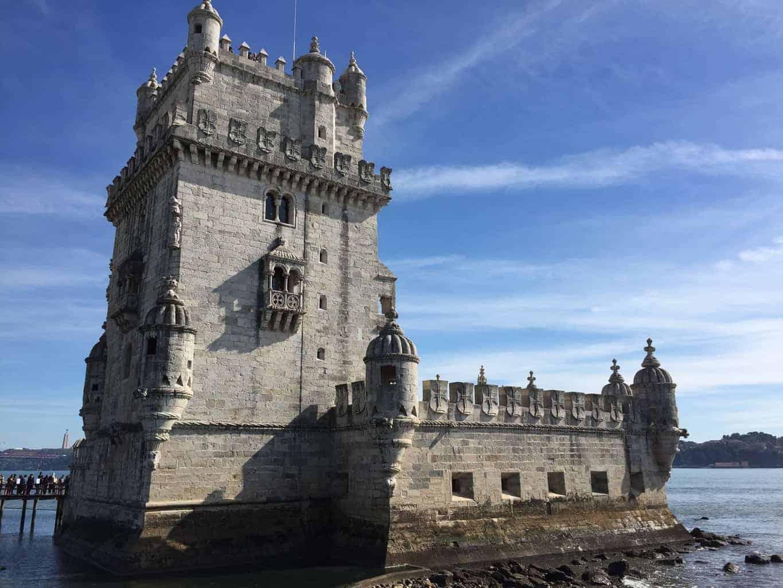 Torre de Belém - A relaxed 72 hours in Lisbon
