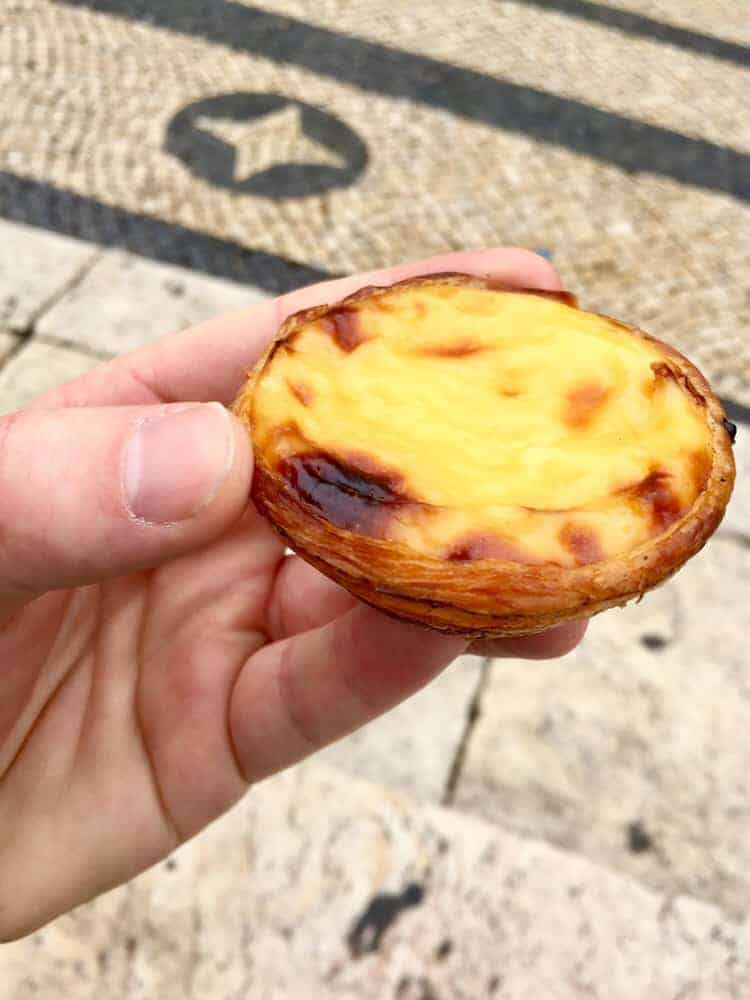 Pastel de Nata - A relaxed 72 hours in Lisbon